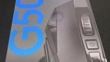G502届いたぁぁぉぁぁぁぁぉぁぉぁあぉぁお!!!(※画像あり)