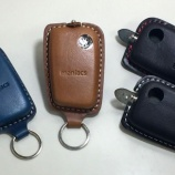 『お待たせしました!maniacs Leather key shell (VW-E type)Passat/Arteon用、新発売!』の画像