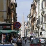 『イタリア ローマ旅行記6 ピンチョの丘からポポロ広場を眺める』の画像