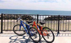 のどかな絶景サイクリング
