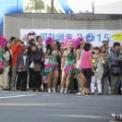 第17回湘南台ファンタジア2015 その65(エスコーラ・ヂ・サンバ・サウーチ)