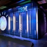 『IBMが9%の大暴騰!AIとセキュリティは世界最先端です。』の画像