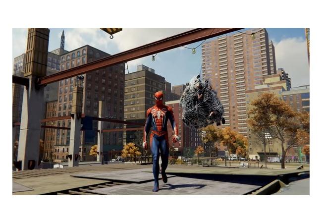 【PS4 マーベルスパイダーマン】面白い?評価感想まとめ
