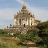 『行った気になる #世界遺産 #タビィニュ寺院』の画像