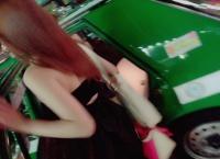 【画像】木崎ゆりあ「タクシー女発見」