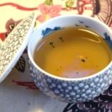 『私のマイクロバブル生活研究(10)再び半生ミント茶』の画像