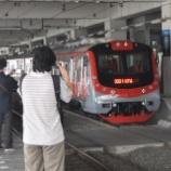 『空港線ホームから発車!!国産電車KFW I9000、再びの日中試運転(8月19日・22日)』の画像