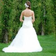 今日ね、一人娘がお嫁に行っちゃった