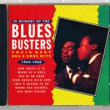 『Blues Busters「In Memory Of The Blues Busters: Their Best Ska & Soul Hits 1964-1966」』の画像