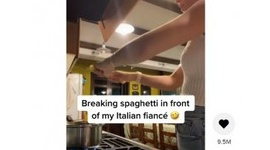 【飲食】「パスタを折るなんて違法だ!」 アメリカ人女性の調理法にイタリア人の彼氏が猛抗議
