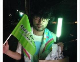 山田孝之がAKB大島優子卒業ライブに行った結果wwwww