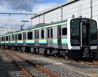 『JR東日本の房総地区用新型車E131系の報道公開』の画像