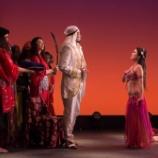『2018年7月『シークレットガーデン・シアトリカルベリーダンスショー』のステージを一部公開しています。』の画像