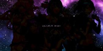 【ホロライブ】朝ノ瑠璃の予告画像にねねち・AZKi・すいちゃんらしき影が!?