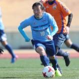 『栃木SC 今季加入のMF寺田紳一 左アキレス腱断裂で手術 14日のトレーニング中に負傷』の画像