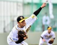 【阪神】岩貞、先発ローテ入りへ順調アピール シート打撃で最速141キロ