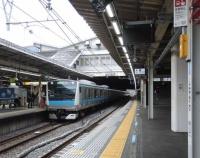 『渋谷の次は品川の線路付け替え』の画像
