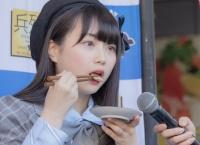 山田杏華出演「豊後まぐろ ヨコヅーナ 大試食会イベント」写真・動画まとめ!