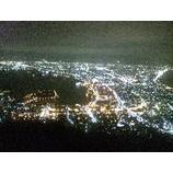 『函館という街の光り方』の画像
