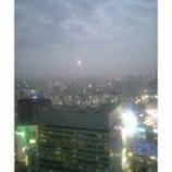 『晩秋の月』の画像