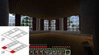 大図書館を作る (16) <一般小蔵書室/展示室>