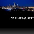 My Mistakes Diary 現役高専生の趣味カタログ