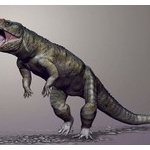 【画像】立って歩く巨大なワニの祖先──まだまだ見つかる太古の不思議な生き物たち