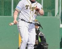 【バースの再来】阪神・ボーア 実戦で本塁打「0」も開幕延期をいい準備期間にする