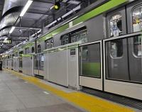 『山手線 恵比寿駅にホームドア』の画像