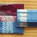 藍染め名刺入れ(カード入れ)
