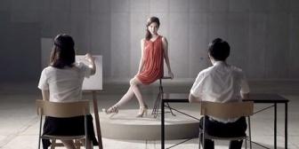 美術大学に通ってたころ、人体クロッキーという人体を描く授業があった。ある日同じ生徒Aのデッサンを描くことになったんだけど…