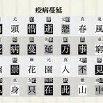 理数系の漢詩覚え書き