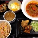 『今日の太田下町昼食(メニュ1)』の画像