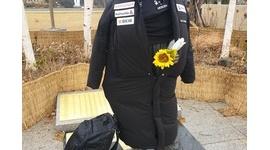 【韓国】慰安婦像に日本メーカーのコート…市民団体が名誉毀損で告発
