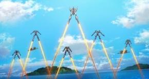 【ガンダム Gのレコンギスタ】第7話 感想 親方!空からおばさんが!