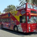 『マルタ旅行記26 ホップオン・ホップオフ・バスに搭乗、暑くてとてもじゃないけど2階に乗ってられない』の画像