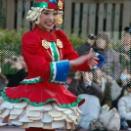 サンタ村のダンサーさん