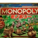 『MONOPOLYを買ってみました!』の画像