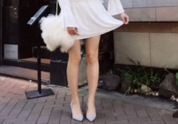 菊地亜美ちゃんがセクシーすぎる美脚をInstagramにアップ!美しすぎると話題に