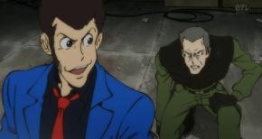 【ルパン三世】第19話 感想 龍の尻尾を踏んだ報いは…【2015】