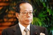 福田元首相「今年は決戦の年。衆院選まで何とか日本が変にならないようにするのが私の責任だ」