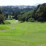 『亀山CC・練習ラウンド』の画像