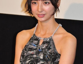 篠田麻里子、地震直後エレベーターであわや閉じ込め