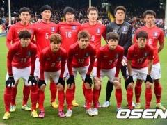 最新FIFAランキング発表!日本は28位でアジアトップ!韓国は・・・
