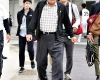 江夏氏が阪神キャンプ視察 藤川のブルペン投球に「ボールが若い」