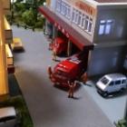 『「ちいさな世界」の消防署』の画像