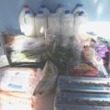 『三月の食料購入品(3/15~3/21)』の画像