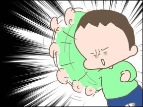 【4コマ漫画】たったこれだけで正月太り解消……するわけない!!