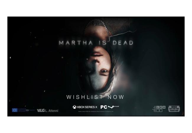 PS5/PC専用ホラーゲーム『Martha Is Dead』、Xbox SXとPCのみに変更へ