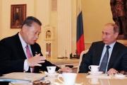 プーチン氏「安倍首相の訪問に期待している」 森元首相と会談 北方領土交渉進展に前向きな姿勢